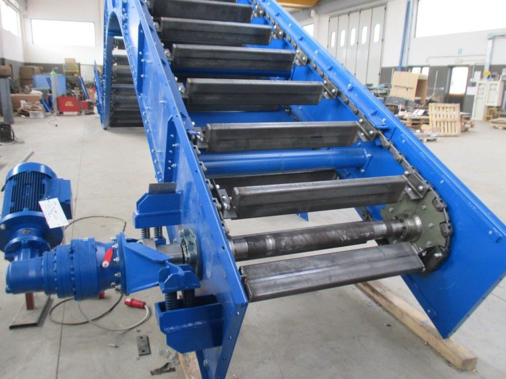 Scraper Chain Conveyor Crf Type Scraper Conveyors Toso