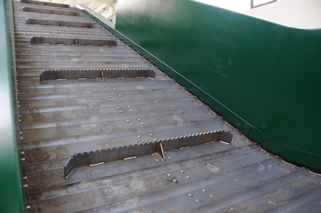 Apron Conveyors - Steel Belt Conveyors | Toso Industrial